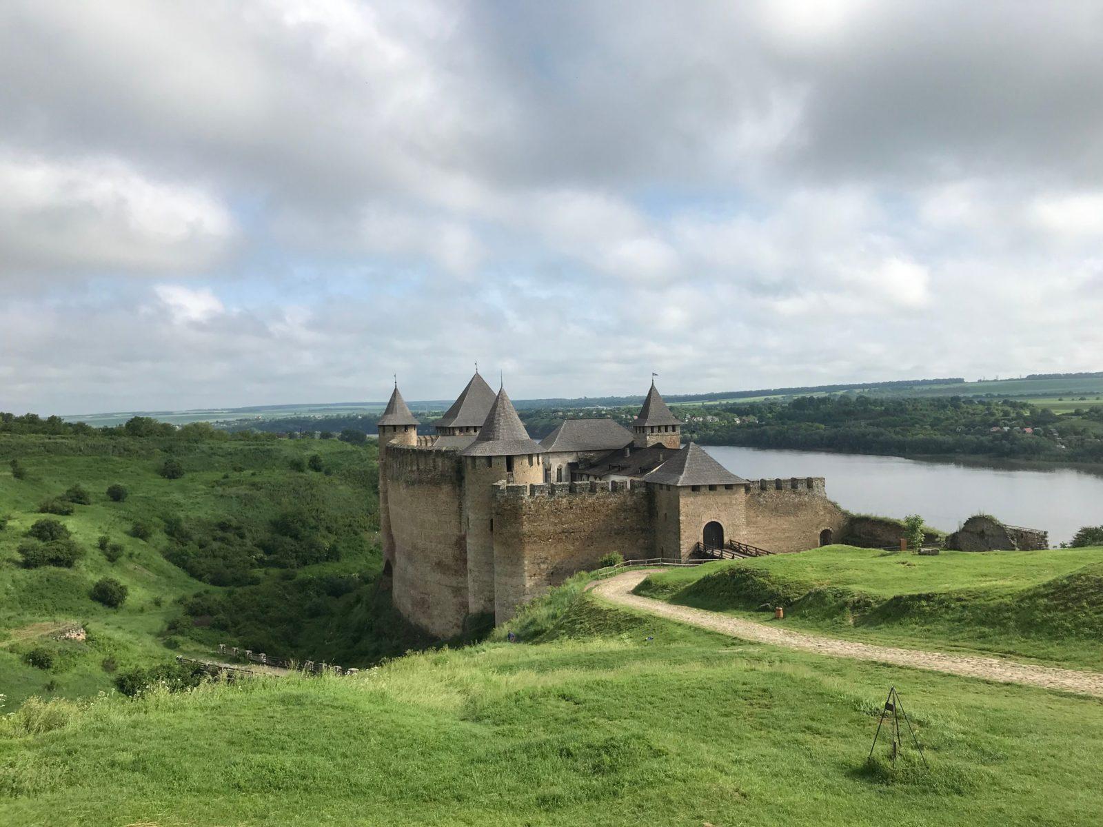 Burg in Osteuropa