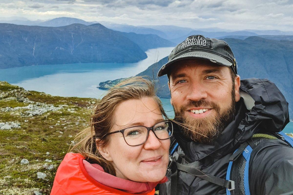 Die Reise-Blogger Anita und Ronny von milchblau