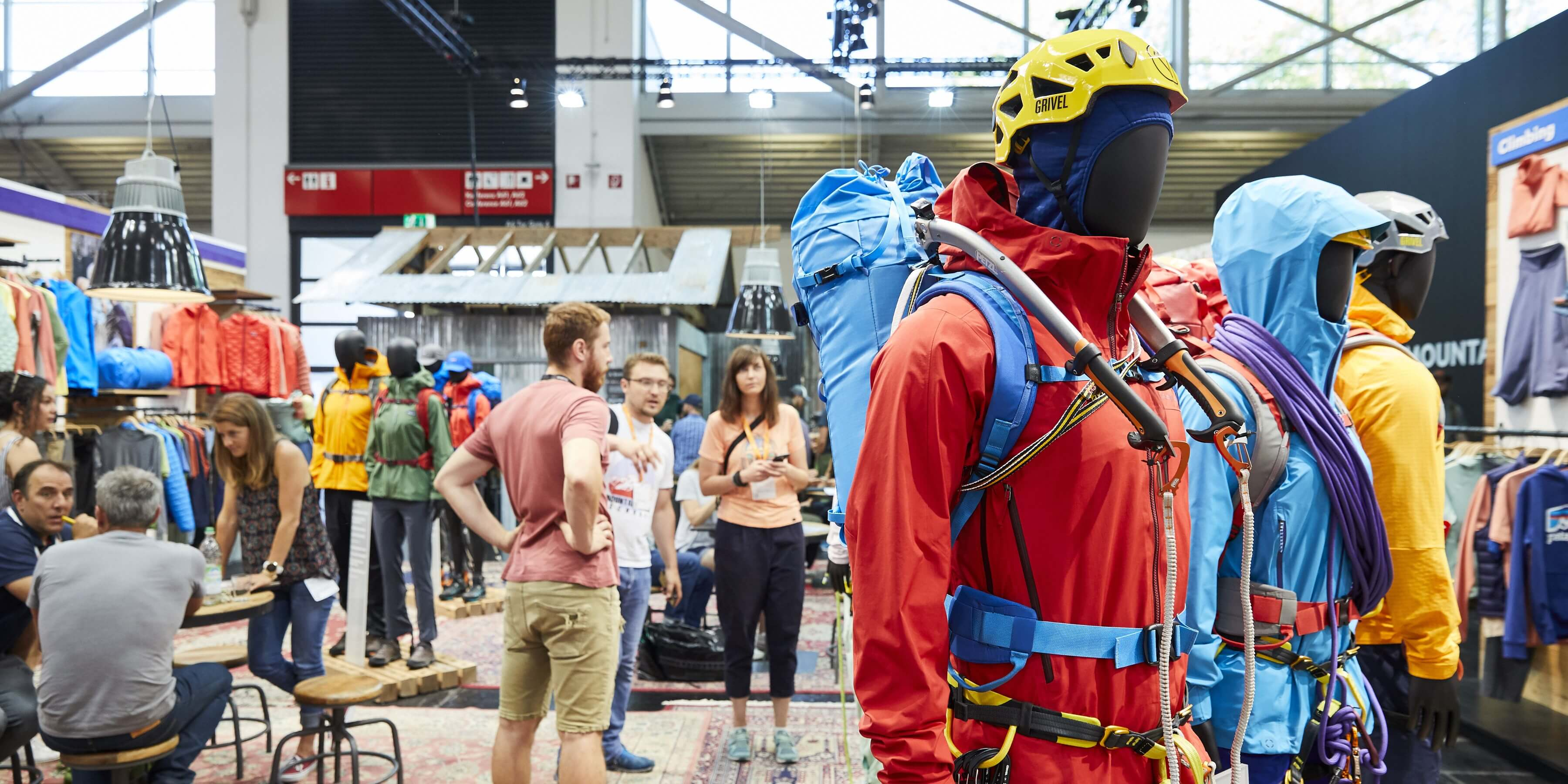 Trends der OutDoor by ISPO