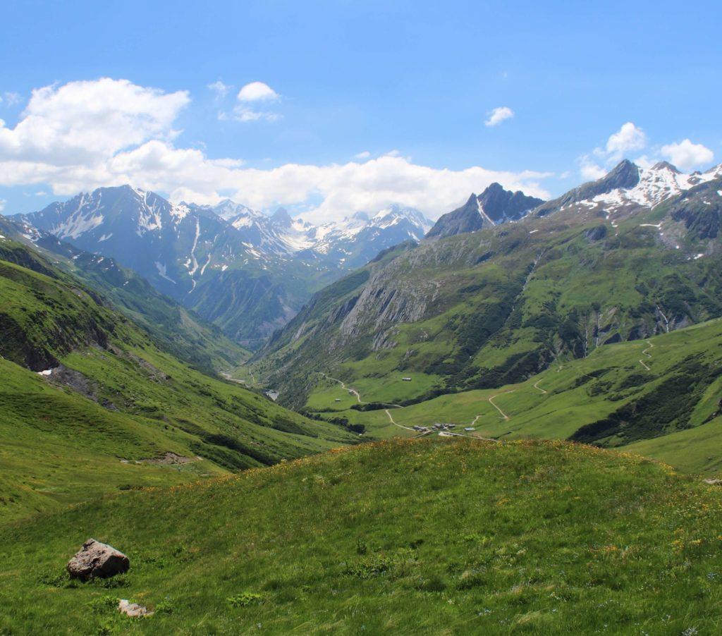 Mont Blanc: Courmayeur - Champex - Chamonix
