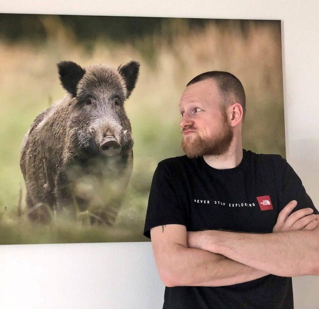 Sascha von trailrunnersdog.de