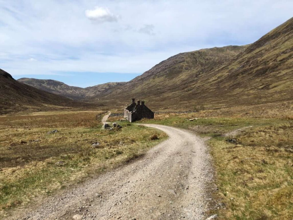 West Highland Way - Von Kinlochlevan nach Fort William