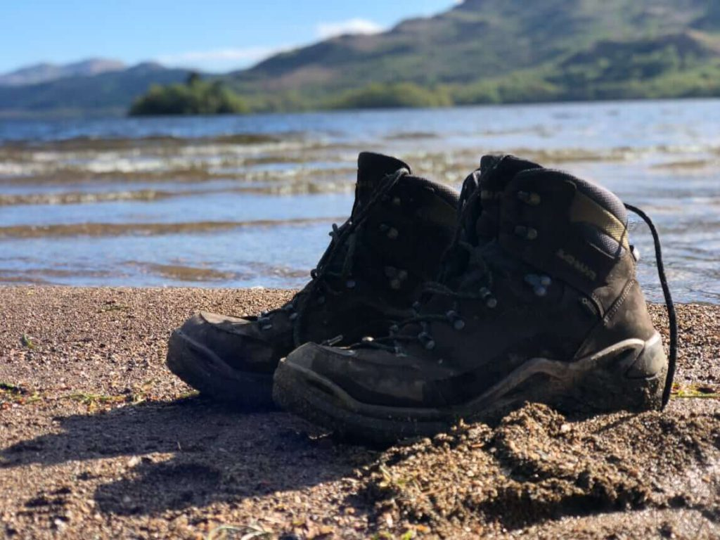 West Highland Way - Wanderstiefel