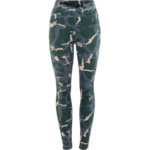 Produkttest - Yoga-Outfit: Yoga Tights Printed von super.natural