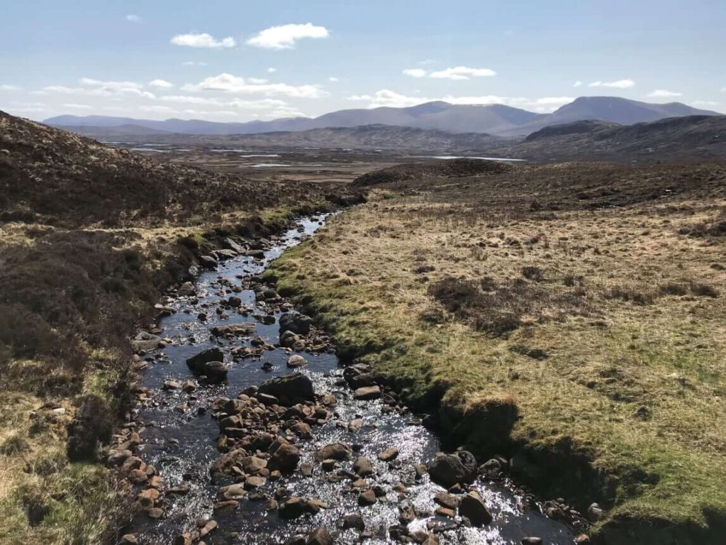 West Highland Way - Inveroran - Kinlochlevan