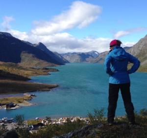 Hüttenwanderung Autorin Johanna Stoeckl