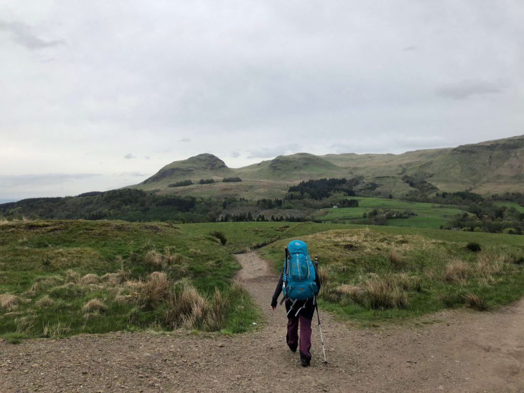 West Highland Way - Von Milngavie nach Drymen
