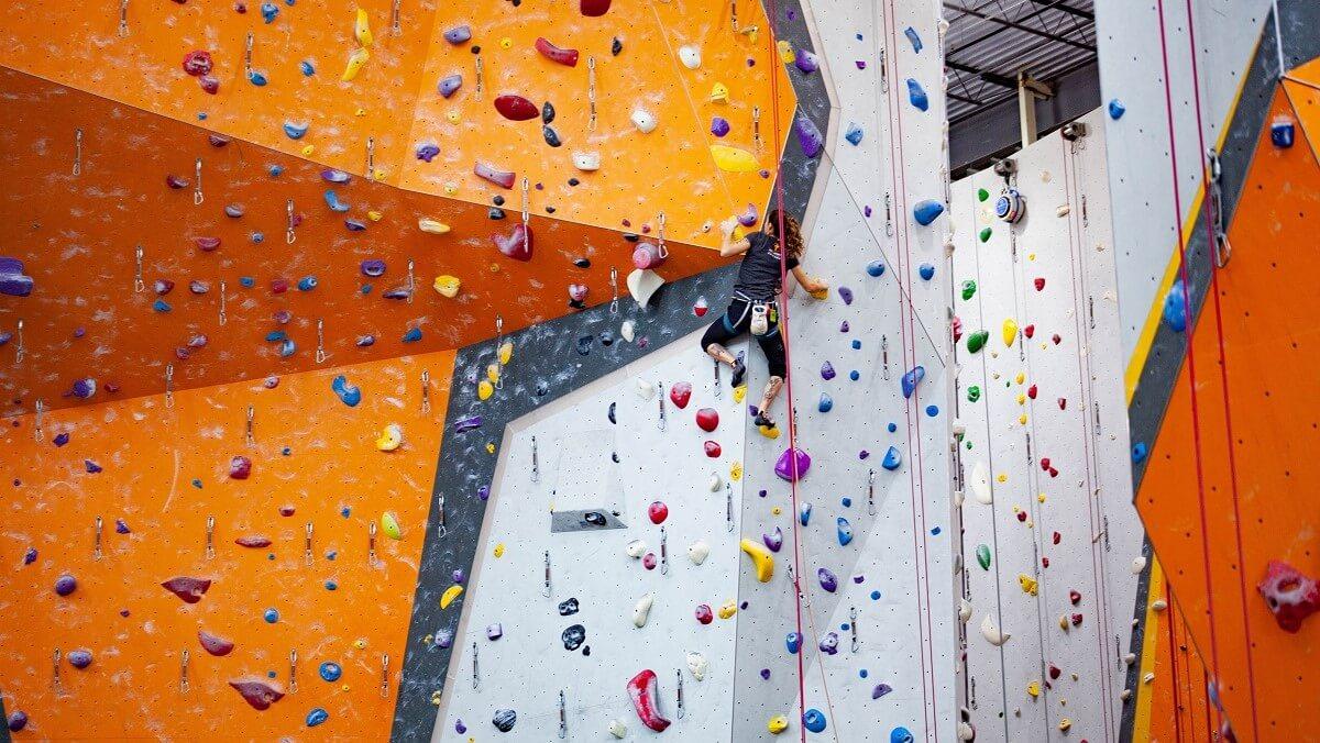 Die beliebtesten Kletter- und Boulderhallen in Österreich