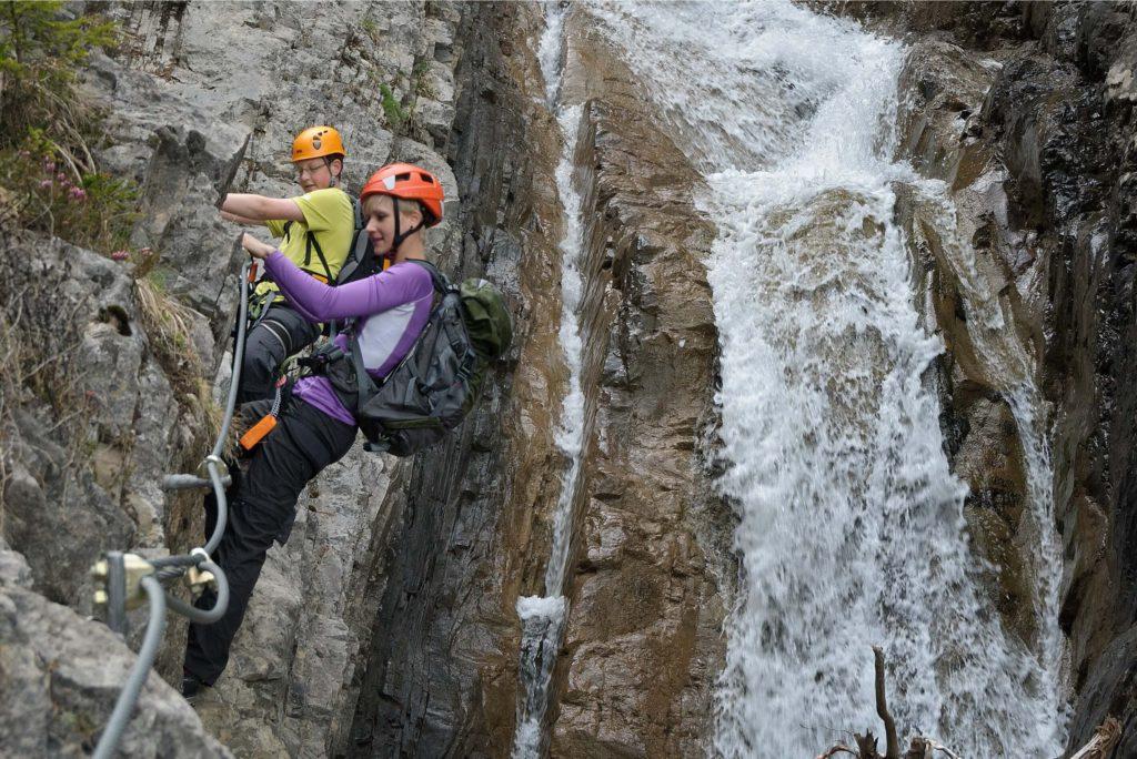 Klettersteig Bern : Schwarzhorn klettersteig bergsteigen