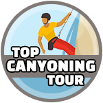 Siegel TOP CANYONING TOUR