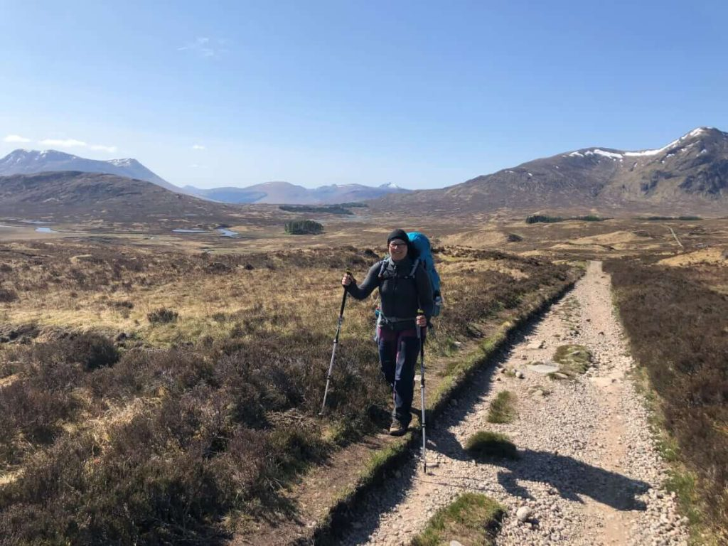 West Highland Way - Von Inveroran nach Kinlochlevan