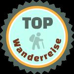 Siegel CAMPZ Top Wanderreise