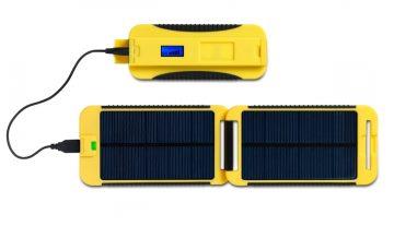 Powertraveller mobile Ladegeräte