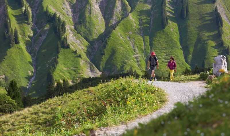 Min Weag – Etappe 28, Vorarlberg