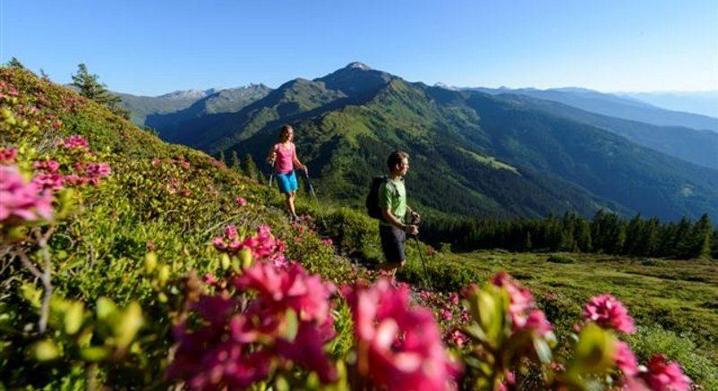 Rundwanderung zum Kellerjoch im Karwendel, Tirol