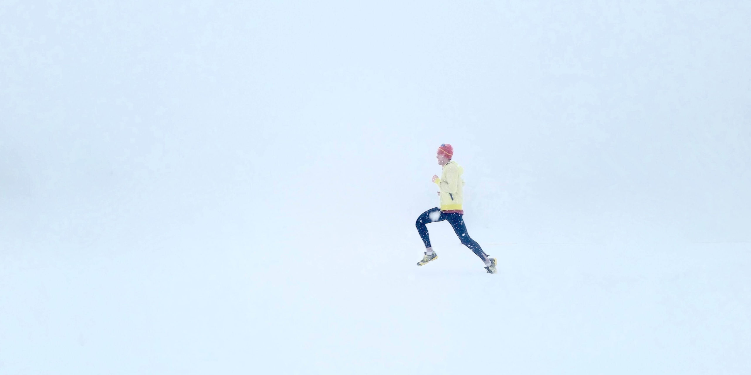 Running auch im Winter kein Problem