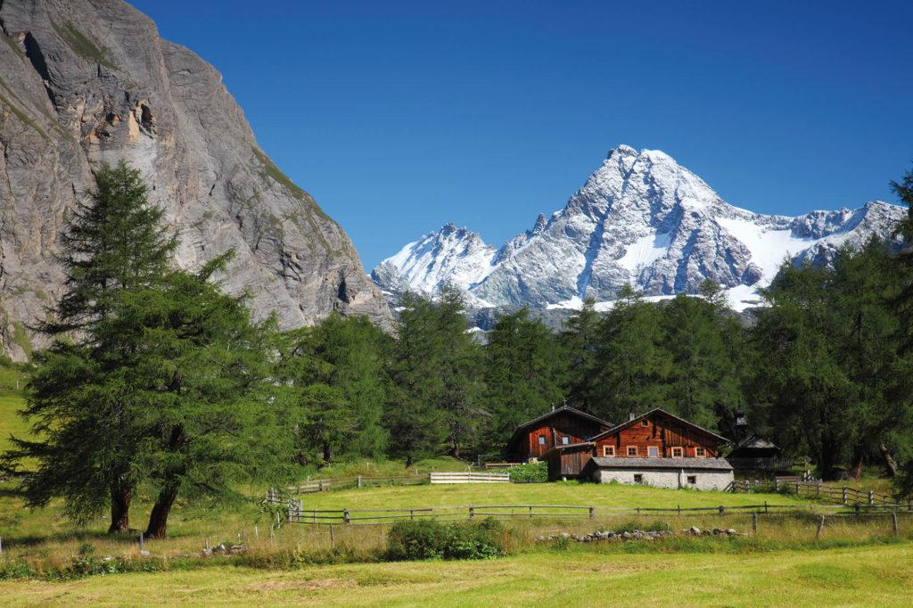 Hüttenwanderung Grossglockner-Runde, Österreich