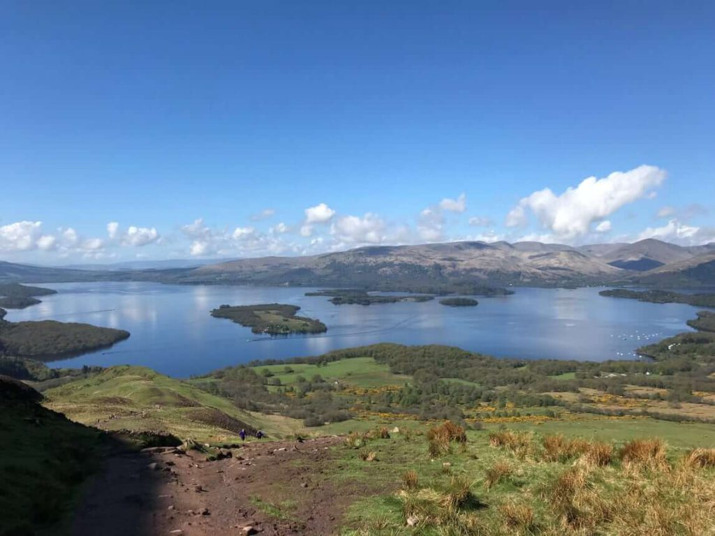 West Highland Way - Loch Lomond