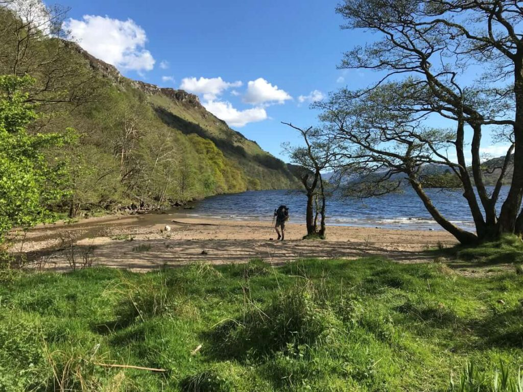 West Highland Way - Von Sallochy nach Inverarnan