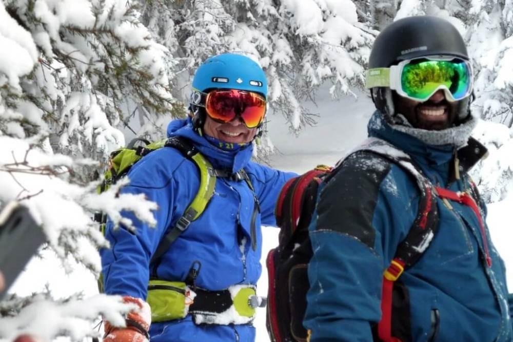 Freeride Camp mit dr. snow
