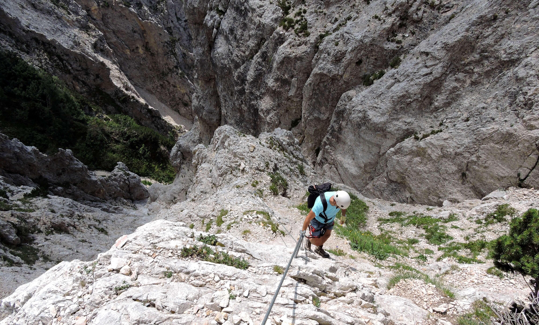 Klettersteig Bern : Einführung in die welt der klettersteige mit tourenvorschlägen
